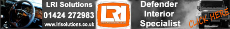 LRI Solutions - Defender Interior Specialists
